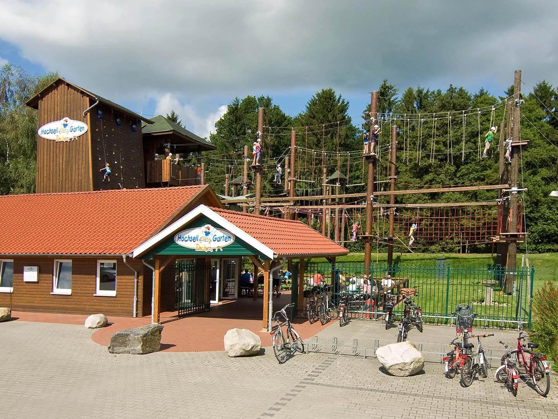 Hochseilgarten Emsland