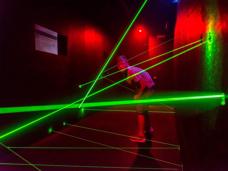 Laserspiel