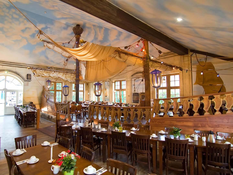 Restaurant Deele_Schiff