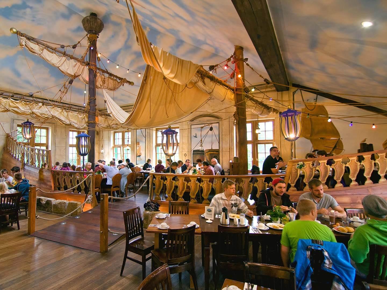 Schloss Dankern_Restaurant