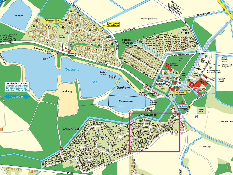 Lageplan Waldhaeuser